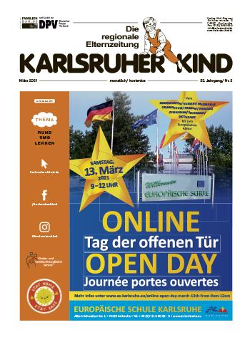 Karlsruher Kind - die regionale Elternzeitung